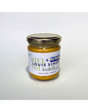 Miel au pollen